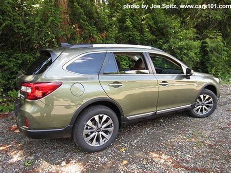 green subaru outback 2018 subaru outback wilderness green autos post