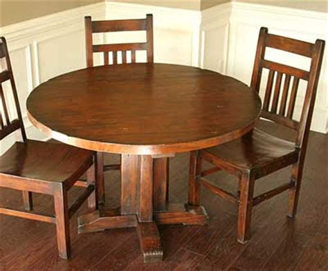 woodwork wood  dining table plans  plans