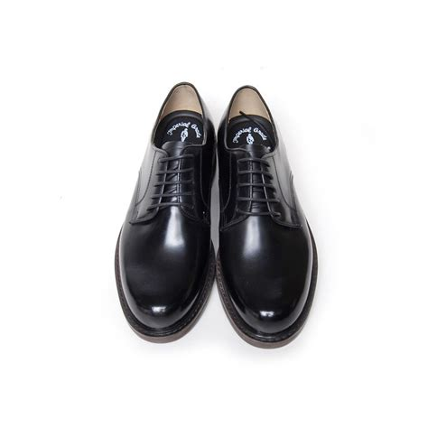 plain toe oxford shoes s plain toe black leather open lacing oxford shoes