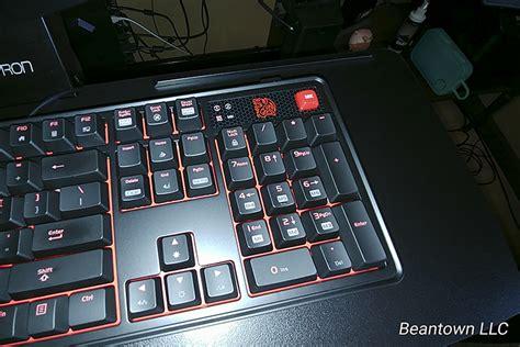 Tt Esports Meka Pro Blue Switch Gaming Keyboard Hitam 1 gaming tt esports meka pro keyboard review beantown review