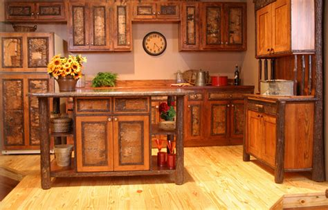 rustic kitchen furniture rustic furniture design for residential furnishings by