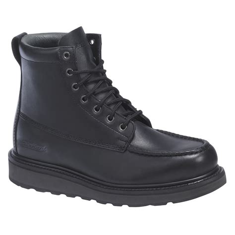die hard on a boat diehard men s suretrack 6 quot black soft toe work boot
