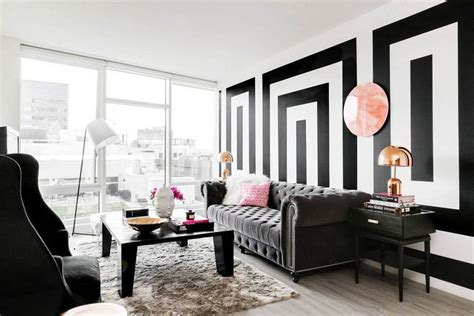 high fashion home black and white stunner in cali high fashion home