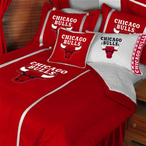 chicago bulls comforter 5pc nba chicago bulls basketball bed n bag comforter