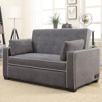 westport fabric sleeper sofa 1000 ideas about sleeper loveseat on
