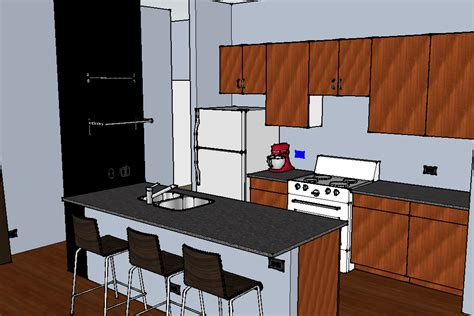 sketchup kitchen layout 737 all new sketchup kitchen kitchen set