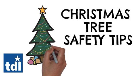 free christmas tree safety tips tree safety tips state marshal s office