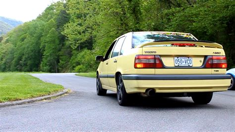 volvo  tr japanifold ipd turbo  sport exhaust thebikey youtube
