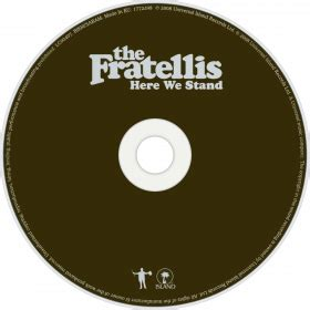 Cd The Fratellis Here We Stand 1 the fratellis fanart fanart tv
