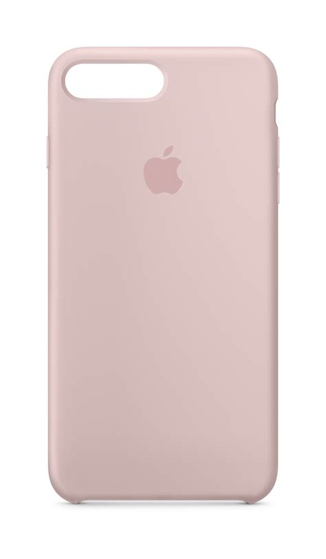 apple silicone for iphone 8 plus iphone 7 plus pink sand walmart