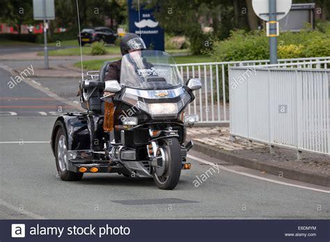 Honda 3 Rad Motorrad by Honda Goldwing Motorbike Motorcycle Stockfotos Honda