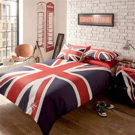 union jack bedroom curtains 15 stylish ways to add the union jack to the kids room