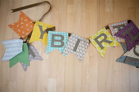 Handmade Birthday Banner Ideas - it s birthday weekend the handmade