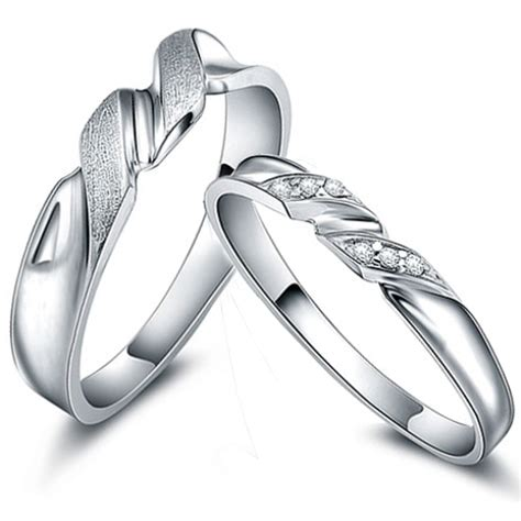 unique couples wedding rings