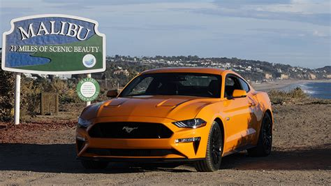 2018 Ford Mustang First Drive Review When I get that feeling, I want V8 healing Autoblog