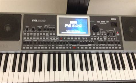 Keyboard Korg Pa900 korg pa900 image 710826 audiofanzine
