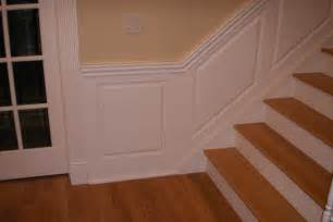 Wall Design Wainscot Custom Raised Panel Staircase Wainscoting Pictures