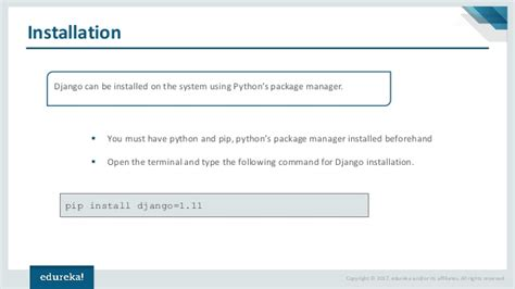 django tutorial in python python django tutorial getting started with django web