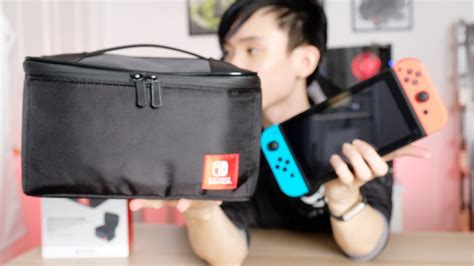 hori all in one carrying for the nintendo switch