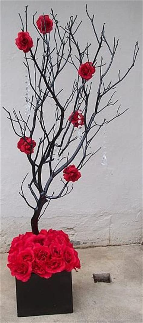 how to make a tree branch centerpiece 25 best ideas about tree branch centerpieces on