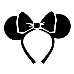 minnie mouse template for pumpkin carving be the pumpkin king with an original disney carving