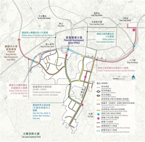 Tak Preliminary Outline Development Plan by Preliminary Outline Development Plan Vehicular Transport Connectivity