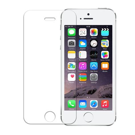 Arashi Tempered Glass Iphone 55s bakeey 0 26mm 9h scratch resistant tempered glass screen protector for iphone 5 5s se sale