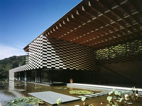 Lotus House Architecture Kengo Kuma And Associates