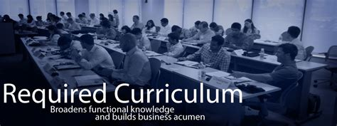 Uconn Mba by Required Curriculum Uconn Mba Program
