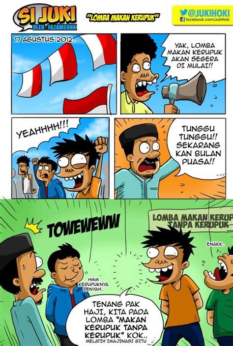 gambar komik indonesia gambar lucu cerita lucu komik si juki goresan hati