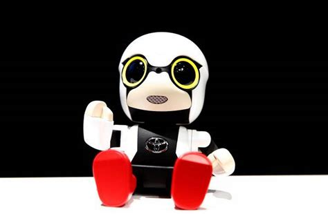 Toyota Robot Toyota Made A Robot Baby To Help Japanese Feel