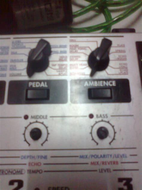 Harga Efek Gitar Second efek korg tonework ax1500 second 171 dhetonmusic