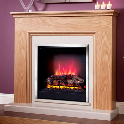 Modern Electric Fireplace Suites by Be Modern Stanton Electric Fireplace Suite Flames Co Uk