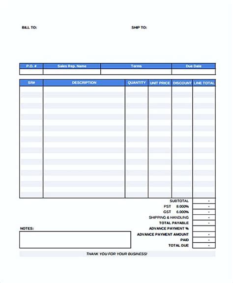 paid invoice template paid invoice template