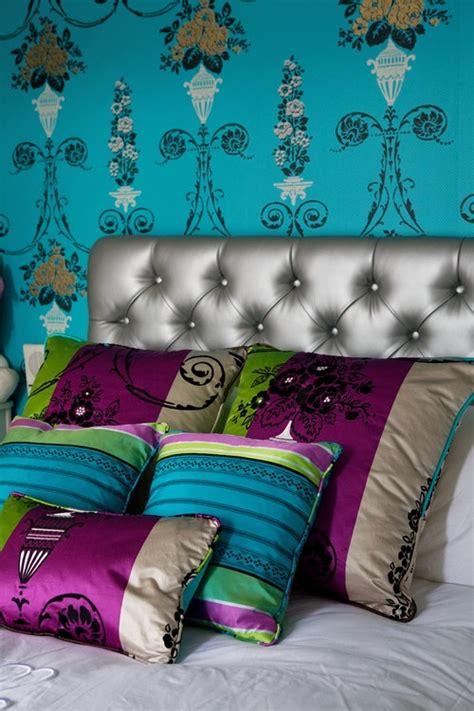 jewel tone bedroom saffron and silk jewel toned decor