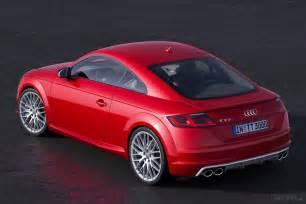 Audi Tts 2015 Audi Tts Coupe 2015