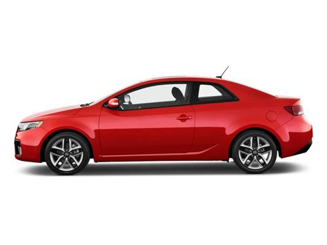 2010 Kia Forte Coupe Image 2010 Kia Forte Koup 2 Door Coupe Auto Sx Side