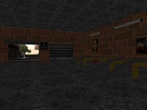 Gta San Andreas Gta Garage by Gta San Andreas Rockstar Garage Mod Gtainside