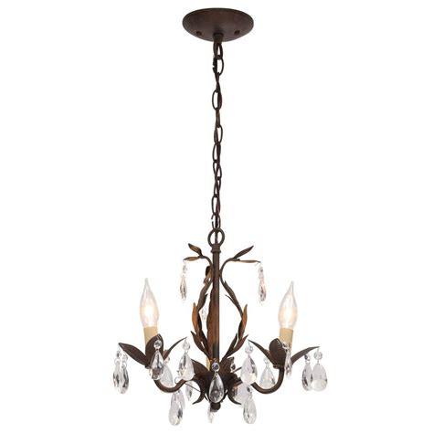 Semi Flush Chandelier World Imports Bijoux Collection 3 Light Semi Flush Weathered Bronze Convertible Chandelier