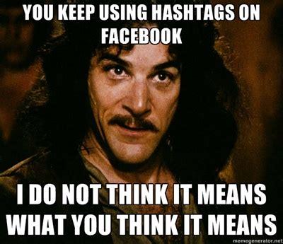 Meme Hashtags - facebook that s not weird anymore opusfidelis