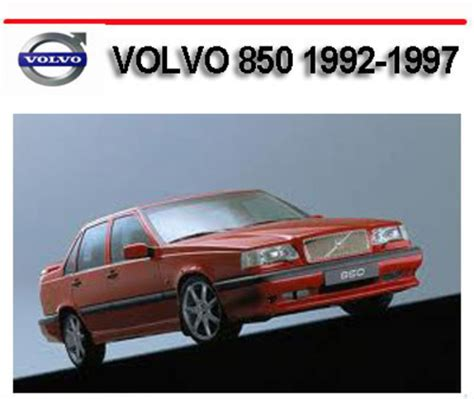 auto repair manual online 1997 volvo 850 parking system ac repair manual 1997 volvo 850 ac repair manual 1997 volvo 850 complete guide to