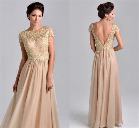 beach wedding dresses plus size mother elegant short sleeve chagne mother of the bride dresses