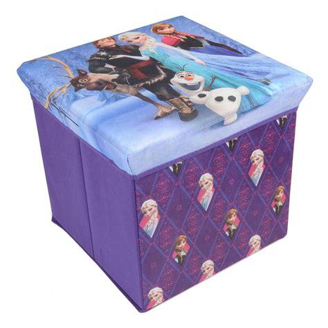Frozen Stool Sle by Childrens Disney Frozen Storage Ottoman
