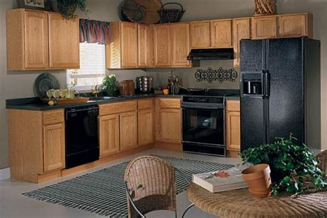oak cabinet kitchen ideas finding the best kitchen paint colors with oak cabinets
