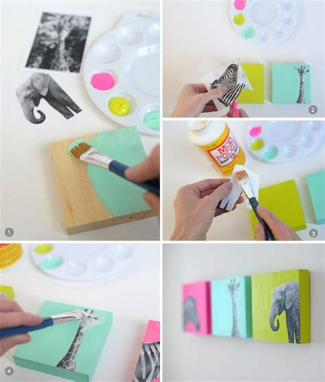 diy projects paint 20 diy painting ideas for wall pretty