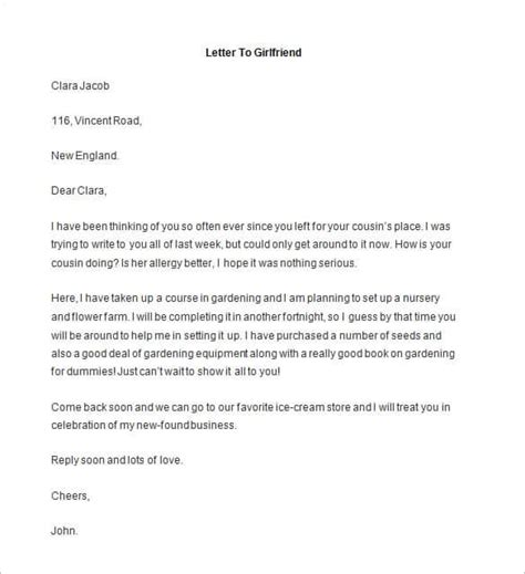 Business Letter Closing Inviting A Response friendly letter templates 44 free sle exle
