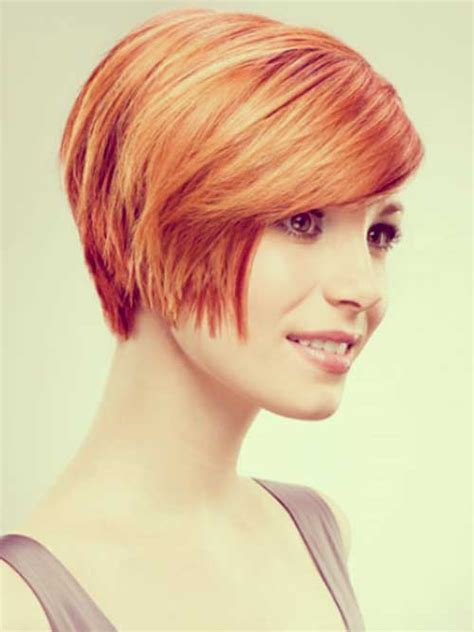 what cut layered bob and color is good to make hair look fuller short wedge haircut 2013 pictures back view autos weblog