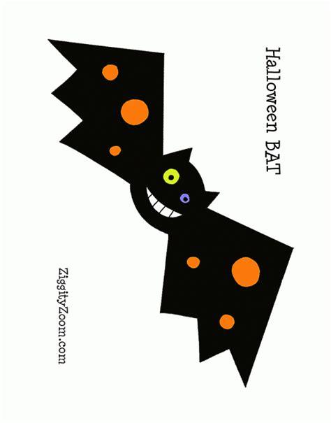 free printable halloween bat pictures halloween bat printable ziggity zoom