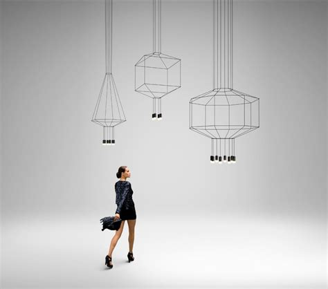 lighting style seemingly 2d lighting designs inspiring frailty and