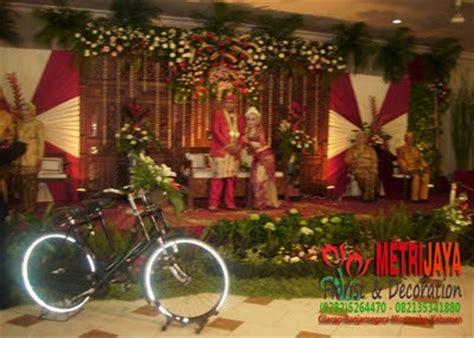 Baskom Wedding Cina Kaleng Unik dekorasi indoor tema etnik tradisional
